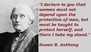 susan b anthony -