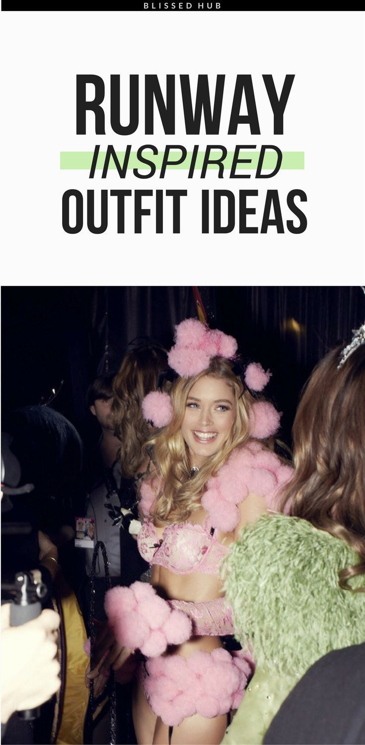 RUNWAY INSPIRED OUTFIT IDEAS - style, fashion, runway, khaki, stripes, checkered, racing, pink, animal print, yellow, UNIF, Thrift + more - High fashion can be a little daunting for everyday wear so Katie from StealTheSpotlight has made it super easy for all occasions!