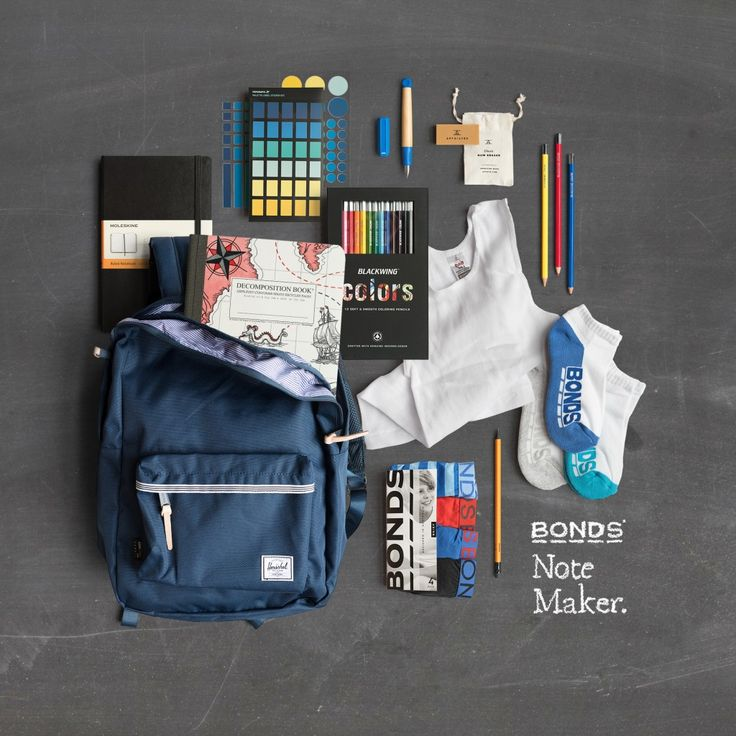 Want to win this Bonds / NoteMaker Back to School Gift Pack? http://blog.bonds.com.au/bumps-baby/head-back-to-school-with-notemaker