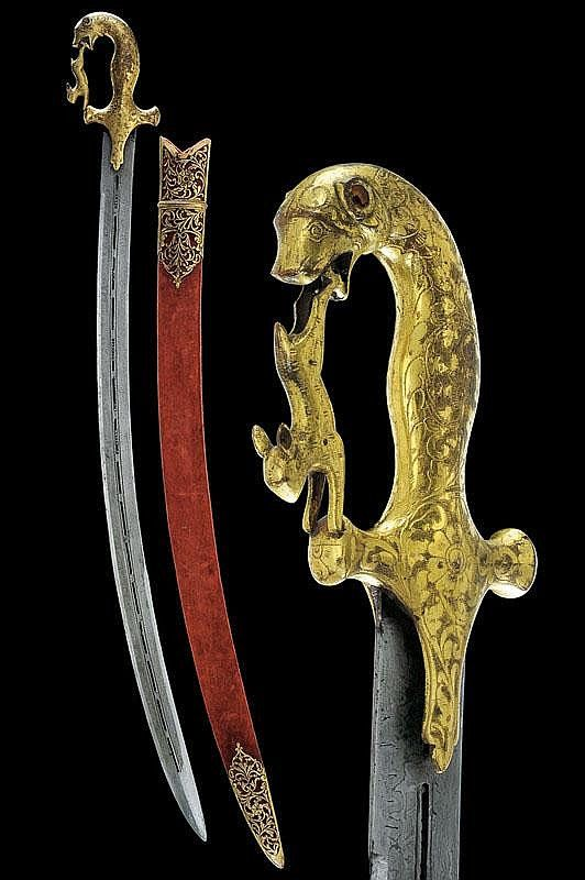 Pin On Indo Persian Swords