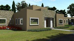 fotos de casas minimalistas modernas