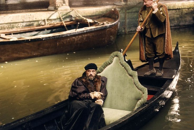 'The Merchant of Venice' (2004); regia: Michael Radford
