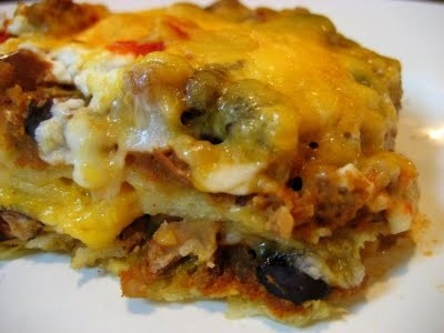 Wow Mexican Lasagna