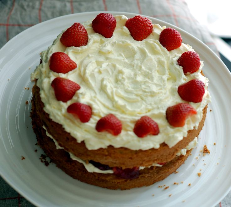 Vegan sponge cake | Image source: Whatnourishesmedestroysme.wordpress.com