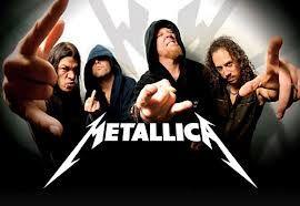 Ir a un concierto de Metallica