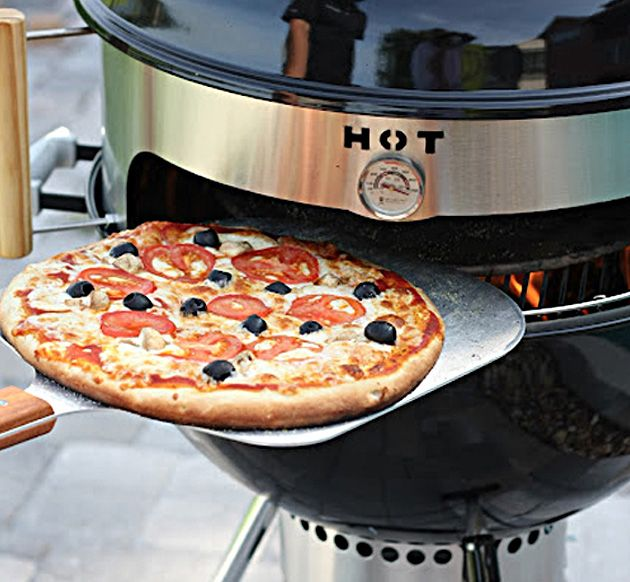 Kettle Pizza