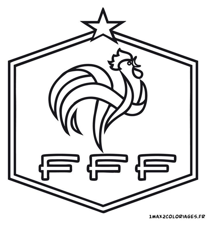Célèbre Les 8 meilleures images du tableau logos de foot sur Pinterest  XX63