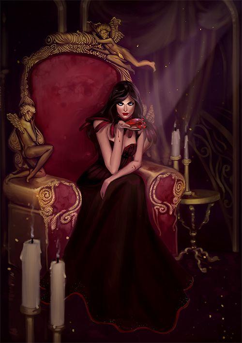 Resultado de imagen de maeve trono de cristal fanart
