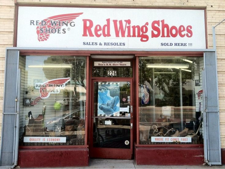 About 8 years ago, I stumbled upon a Redwing store in Little Tokyo, Los Angeles. It was a family business and there was a young japanese guy running the store that day.  http://www.yelp.com/biz/red-wing-shoe-store-los-angeles   I saw the boots he was wearing, and  honestly kind of fell in love. They