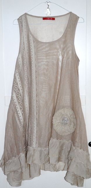 Great With Leggings. Love Linen ~ eCityLifestyle.com