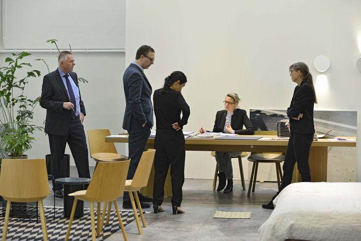 Jury Meeting