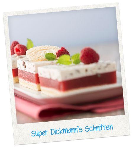 Super Dickmann's Schnitten