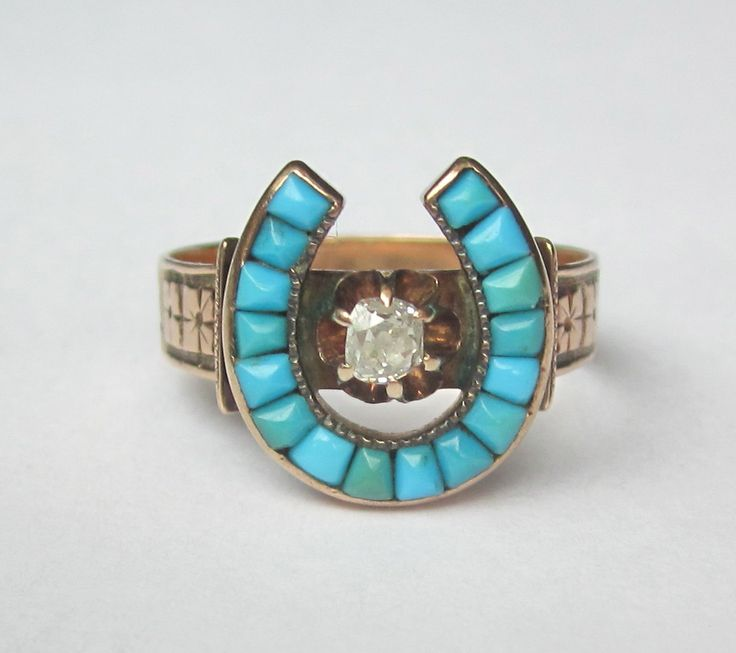 25 best ideas about horseshoe ring on
