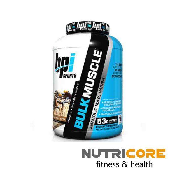 BULK MUSCLE | Nutricore | fitness & health