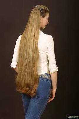 Beautiful Classic Length Hair