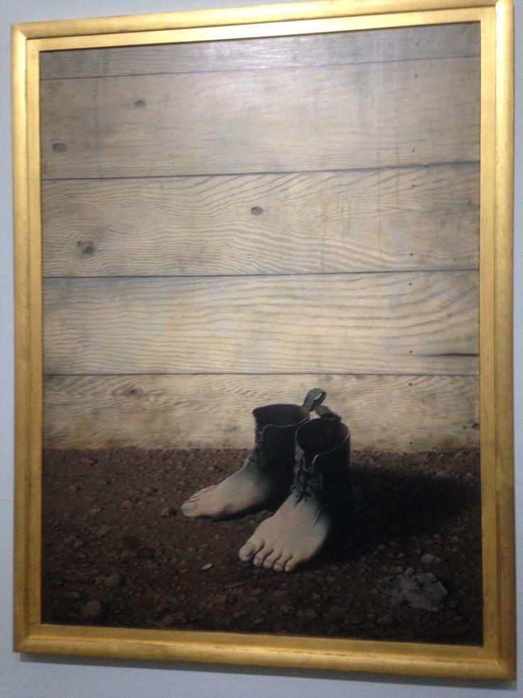 René Magrit Boijmans van Beuningen. Gek van surrealisme. 24 februari 2017