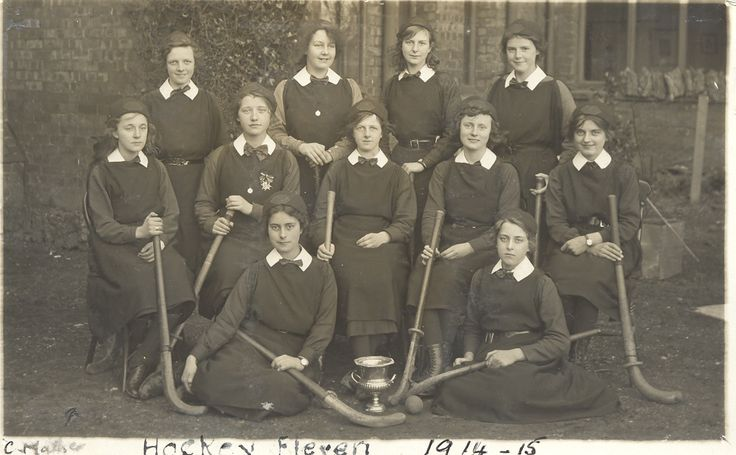 Hockey 1914
