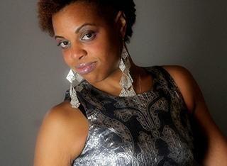 ПТ - Stephanie JNote Jeannot (вокал, США): чувственный голос джаз-дивы