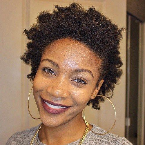 Fine 1000 Images About Short Sassy Natural Styles On Pinterest Short Hairstyles For Black Women Fulllsitofus