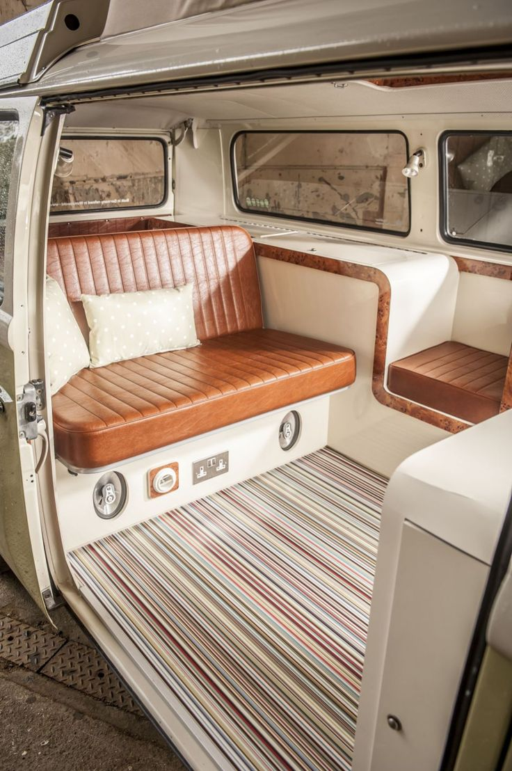 Top 10 Interior Design Schools In The U S: 10 Best VW Camper Interiors Images On Pinterest