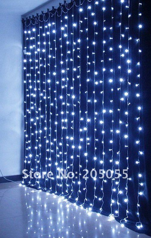 17 Best ideas about Curtain Lights on Pinterest Goal update, White home curtains and Hive home