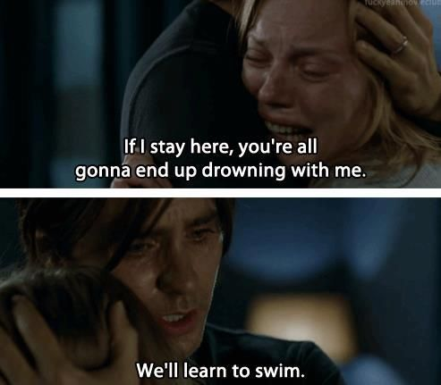 Mr. Nobody. This part of the film brought me to tears.