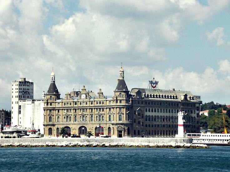 Haydarpaşa - Kadıköy - İstanbul