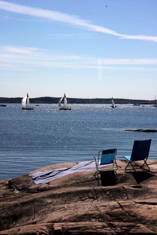 Lysekil, Bohuslän, Sweden