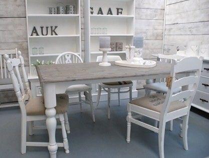 oude tafel opknappen  Google zoeken  woonkamer  Tafel