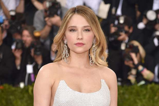"17 Hardest Working Movie Actors of 2016:      Haley Bennett:   Apart from starring in video game‐like film ""Hardcore Henry"" and playing a role in ""The Girl on the Train,"" Bennett also starred in ""The Magnificent Seven"" and ""Rules Don't Apply."""