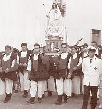 Fonni Festa della Madonna dei Martiri