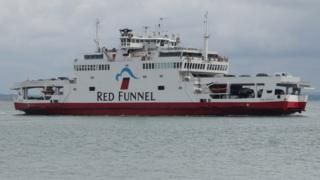 Red Funnel ferry operator sold to pension funds group