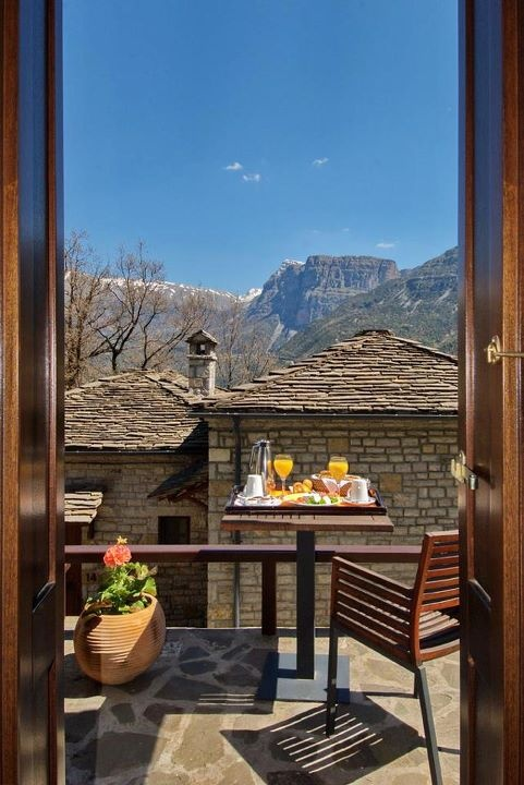 Aristi Mountain Resort - Zagorohoria, Epirus