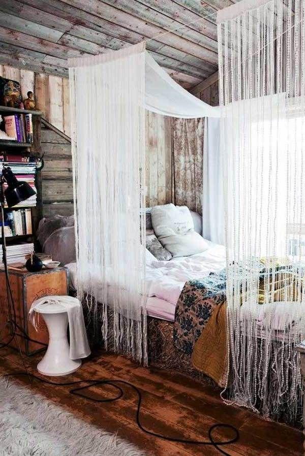 Schlafzimmer Ideen   Himmelbett Anleitung Und 42 Weitere Vorschläge   DIY,  Schlafzimmer