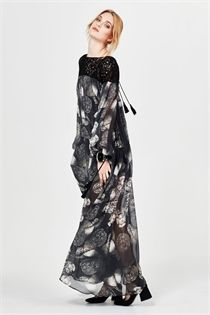 BILLOW BITTER DRESS-shop by style-Lynn Woods Online Store