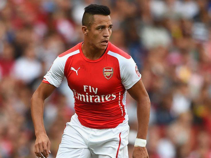 #AlexisSanchez of #Arsenal