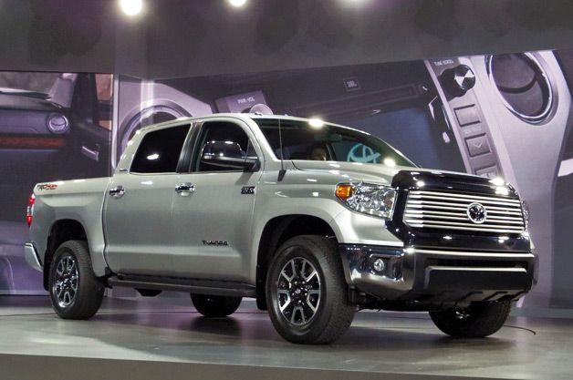 Introducing the 2014 Toyota Tundra