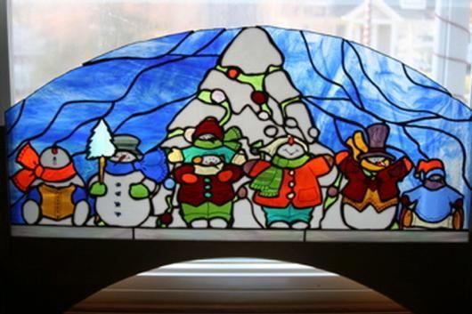 Snowmen On Parade Delphi Artist Gallery