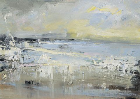 Sunlight Reflected, Sennen Cove by Hannah Woodman