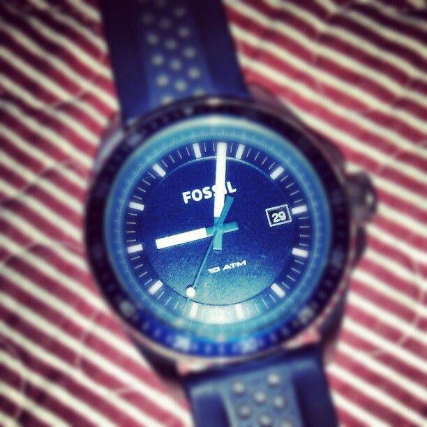 Bargain Fossil watch
