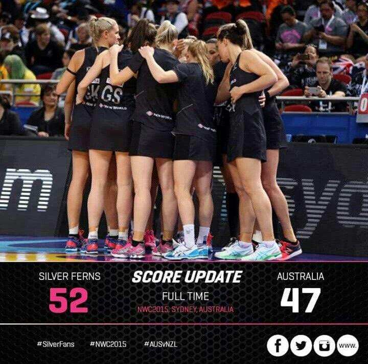 Netball World Cup 2015 Day Three Silver Ferns v Australian Diamonds