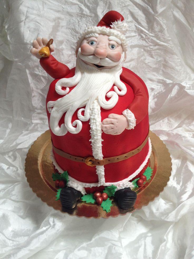 Babbonettone! Panettone + Babbo Natale :)