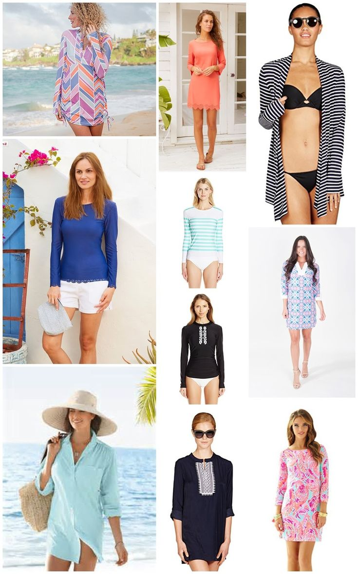 sarah tucker : UPF clothing roundup