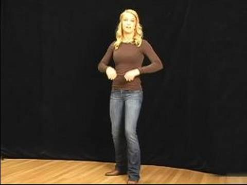 How to Line Dance : Line Dancing Steps...I'm sick of going to country bars and not being able to dance! I need to learn!