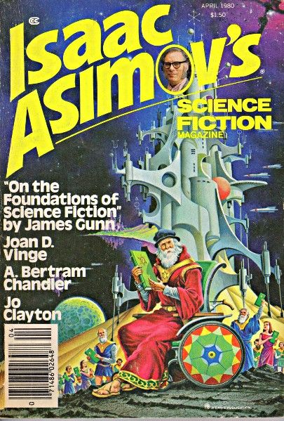Reading (and Writing for) Science Fiction Magazines