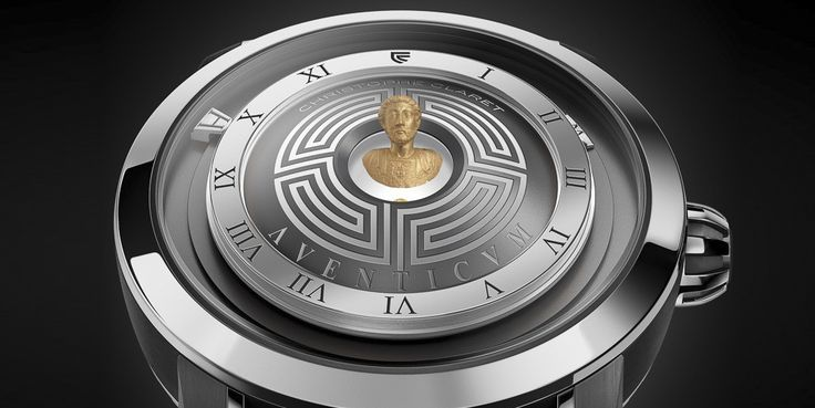 Christophe Claret ha lanzado en Ginebra su nuevacreación, llamada Aveticum. Como se puede uno imaginar por el nombre, la inspiración es romana...