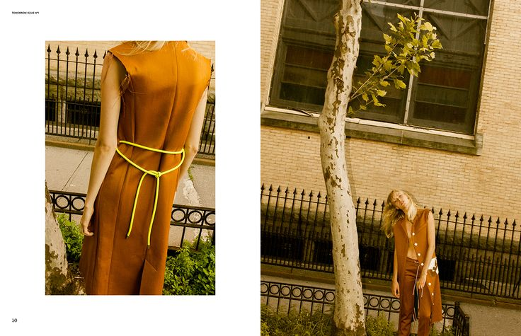 Fashion Copious - Lauren Taylor by Johnny Rozier for Tomorrow No.1