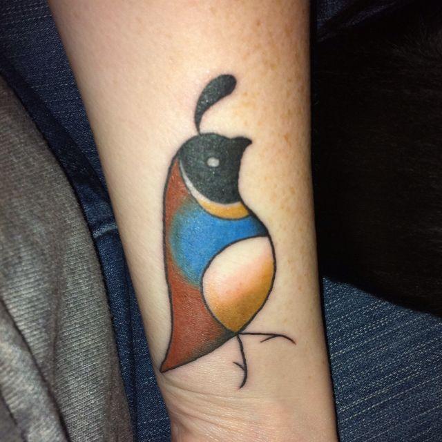 My quail