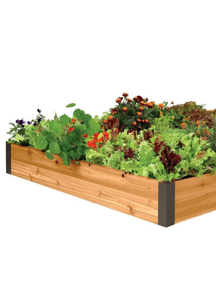 Precut Raised Garden Beds