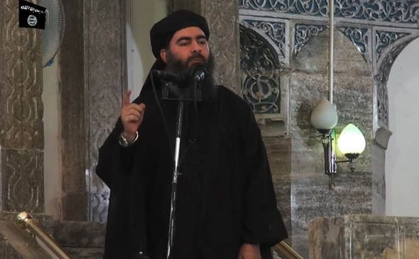 ISIS leader Abu Bakr al-Baghdadi faces BITTER end on the battlefield, says British general - https://newsexplored.co.uk/isis-leader-abu-bakr-al-baghdadi-faces-bitter-end-on-the-battlefield-says-british-general/